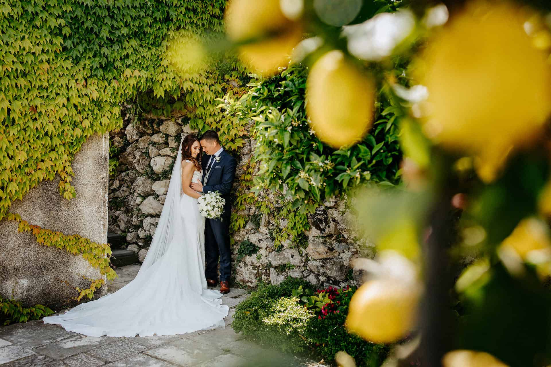 Wedding photography in Ravello